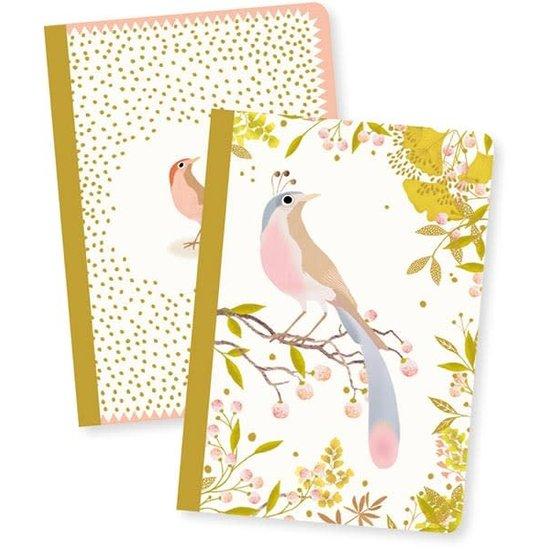 Djeco Djeco - notitieboekjes - 2 notebooks Tinou