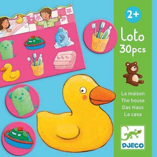 Djeco Djeco - Lotto of the house +2 yrs