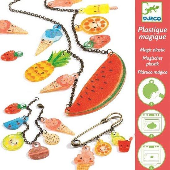 Djeco Djeco - Krimpie Dinkie - juwelen maken - lekkernijen