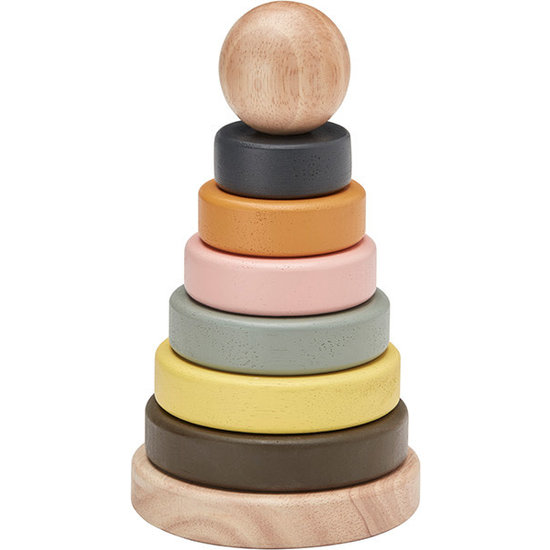 Kid's Concept Kids Concept - building blocks - stacking tower - NEO +1yr