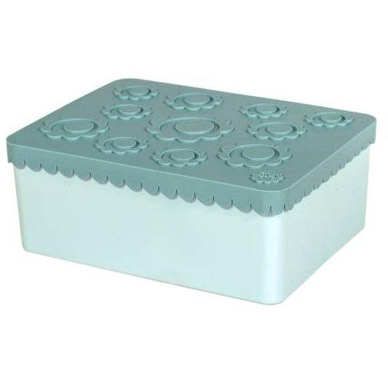 Blafre Lunchbox - brooddoos - blauw - Blafre