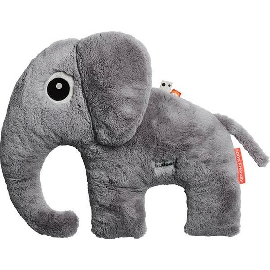 Done By Deer Cuddly toy Elphee the elephant grey XL - Done by Deer