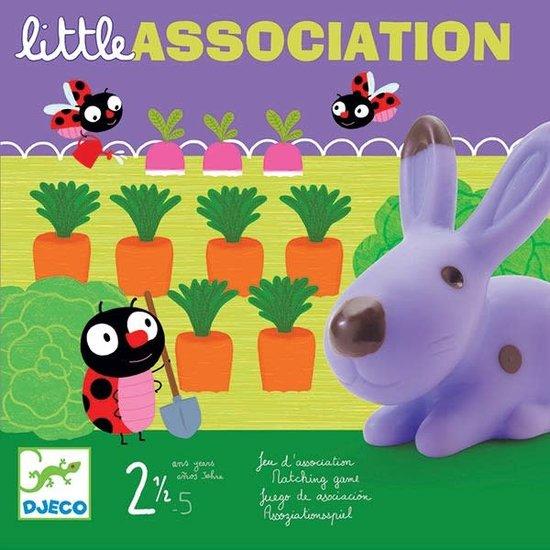 Djeco Djeco - gezelschapsspel Little Association +2.5 jr