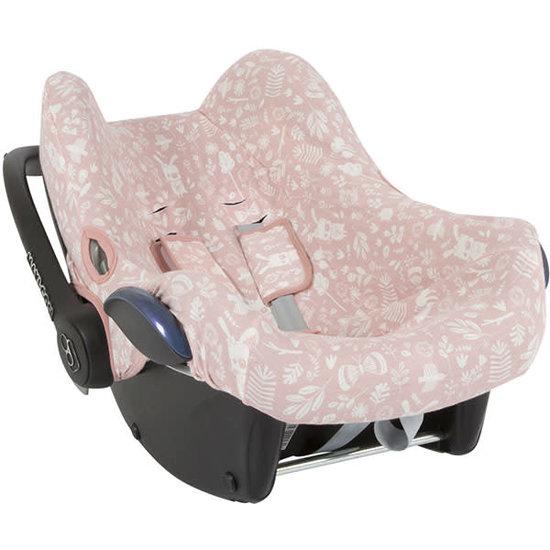 Little Dutch Little Dutch auto stoel hoes Adventure Pink
