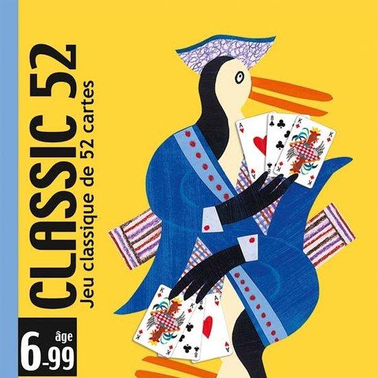 Djeco Djeco - Kartenspiel - Spielkarten - Classic 52 - 6-99 Jhr