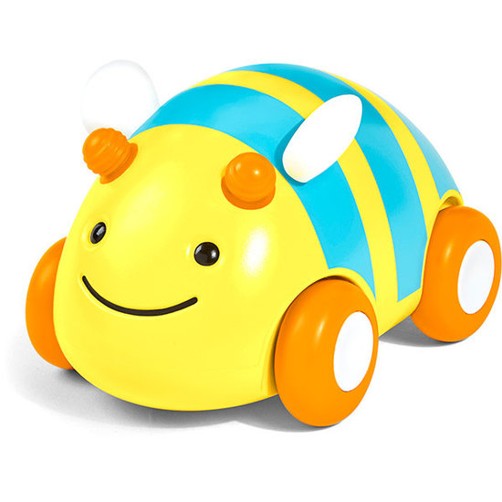 Skip Hop Skip Hop - pull and go car - toy car - bee +6M