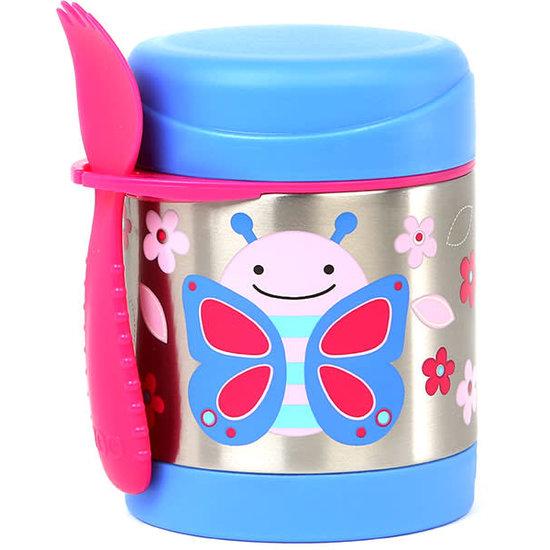 Skip Hop Skip Hop - Kinder thermosbeker - vlinder