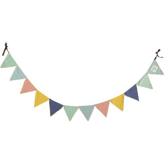 Nobodinoz tipi en accessoires Nobodinoz - Pure Line - garland - Bahia - Rainbow