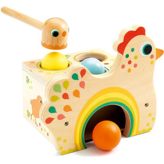 Djeco Djeco - hamerspel - ballenspel - Tapatou