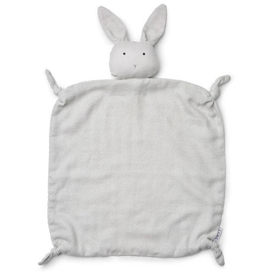Liewood Liewood - doudou - knuffeldoekje - konijn - dumbo grijs