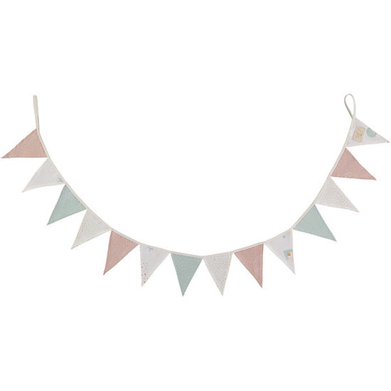 Nobodinoz tipi en accessoires Nobodinoz - Girlande - Rainbow - Pastell - Elements Line