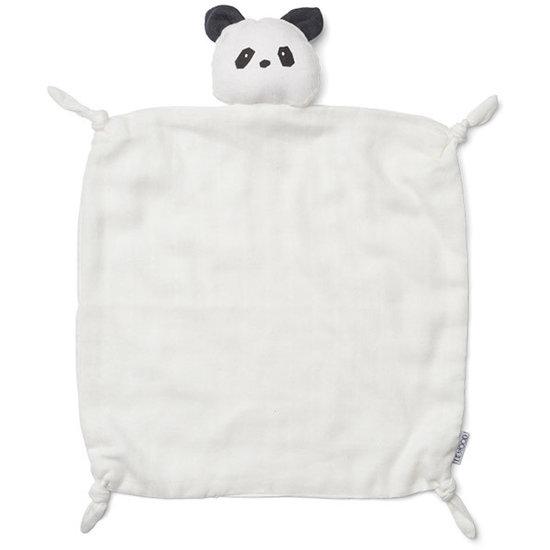 Liewood Liewood - doudou - knuffeldoekje - panda - creme de la creme