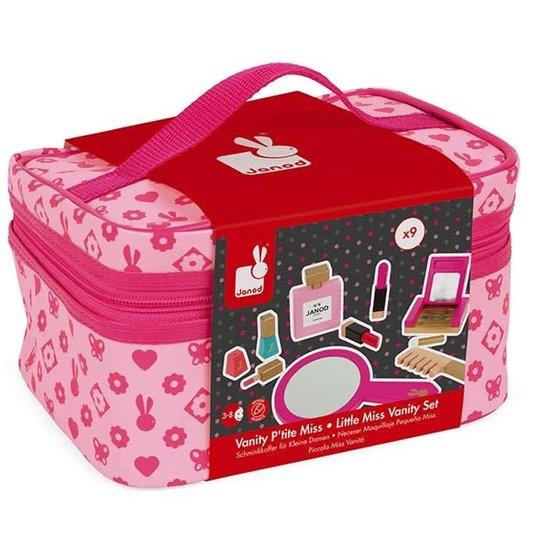 Janod speelgoed Beautycase - Little Miss - Janod +3jr