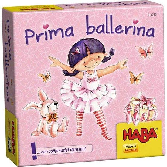 Haba Dansspel - Prima ballerina - Haba +4jr