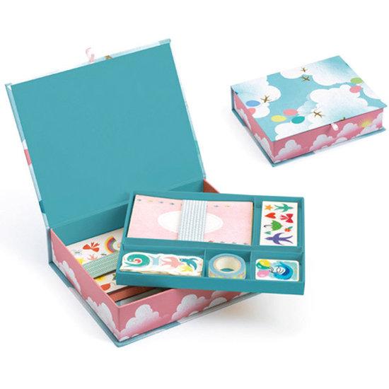 Djeco Djeco - papierwaren - Charlotte koffer set