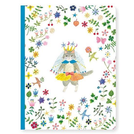 Djeco Notizbuch - Notebook Aiko - A5 - Djeco
