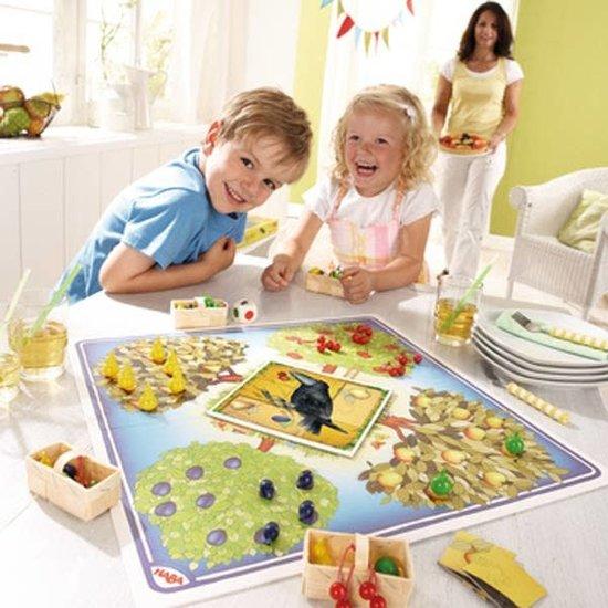 Haba Brettspiel - Kooperatives Spiel - Obstgarten - Haba +3 Jahren