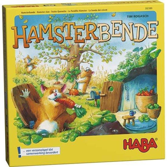 Haba Gezelschapsspel - Hamsterbende - Haba +8jr