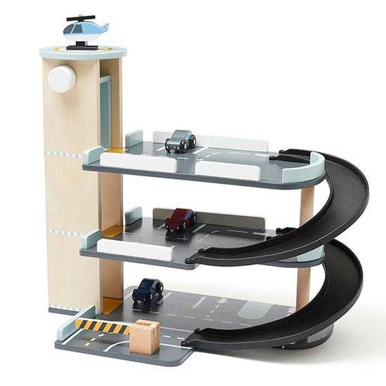 Kid's Concept Houten garage - Aiden - Kids Concept +3jr