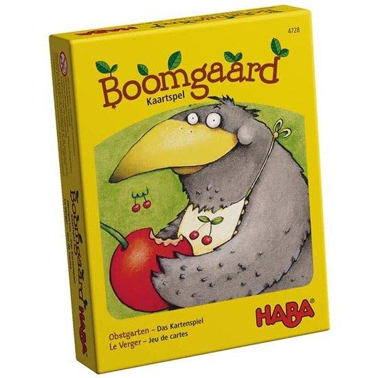 Haba Card game - The orchard - Haba +3 years