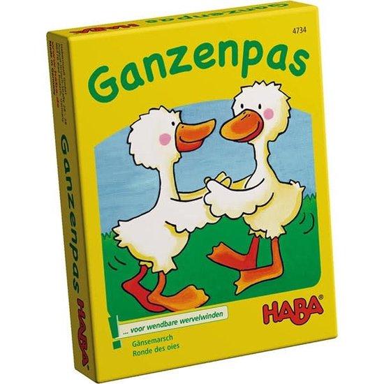 Haba Kaartspel - Ganzenpas - Haba +3jr
