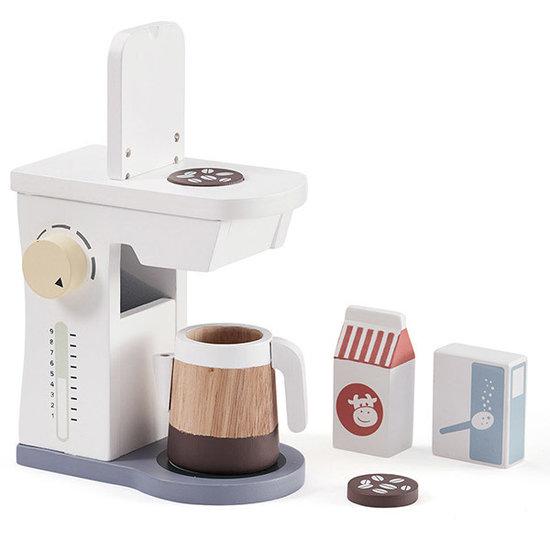 Kid's Concept Kids Concept - speelgoed koffiezetapparaat Bistro +3jr