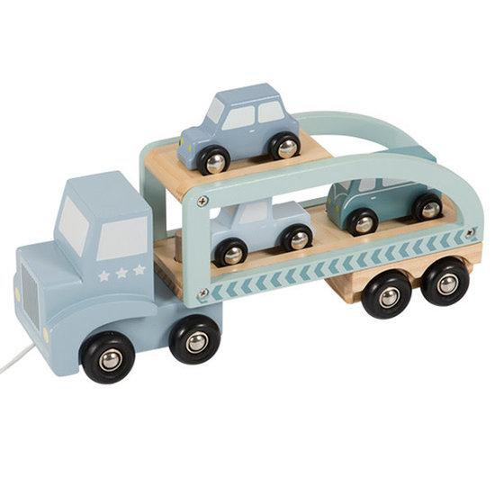 Little Dutch Truck toy - mint - Little Dutch