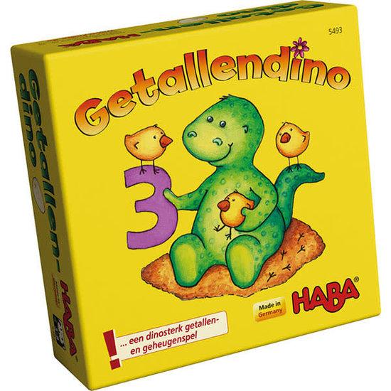 Haba Memory spel - Getallendino - Haba +3jr