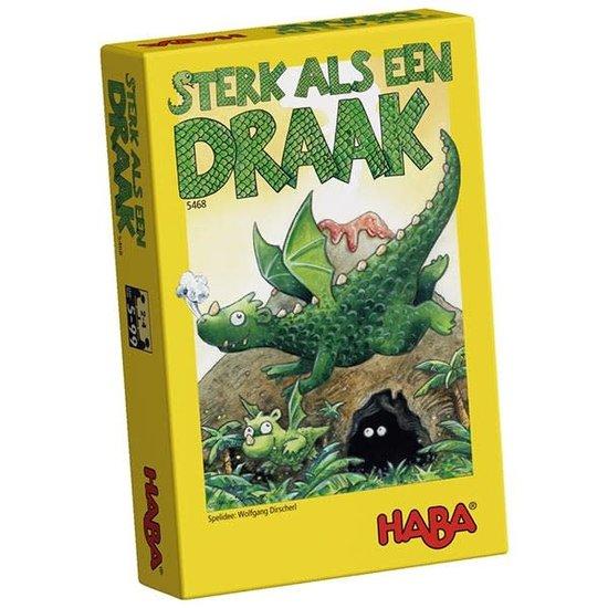 Haba Memory spel - Sterk als een draak - Haba +5jr