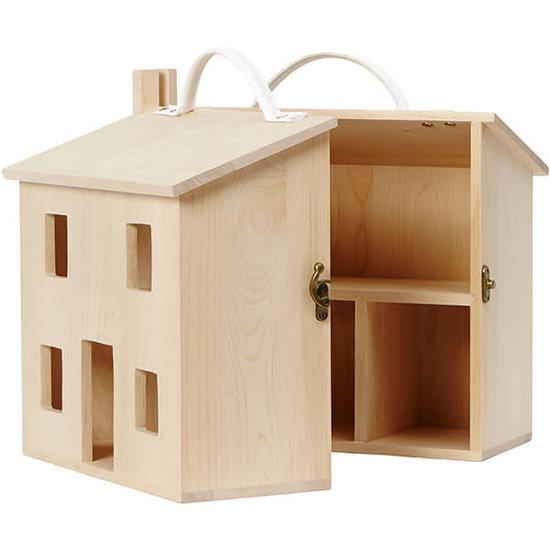 Olli Ella Olli Ella Holdie House - Poppenhuis