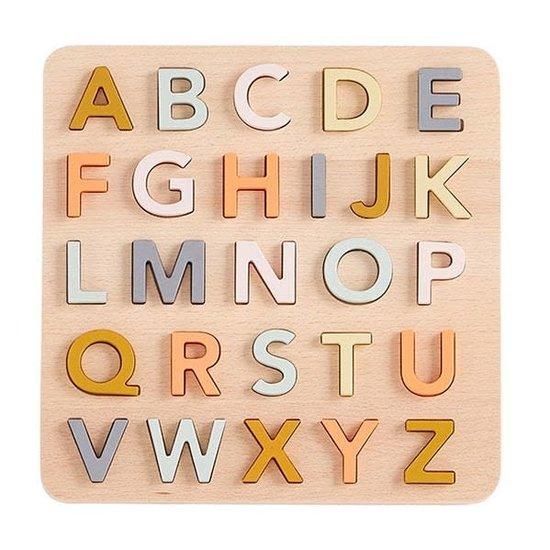 Kid's Concept Puzzel - ABC - Kids Concept +3 jr