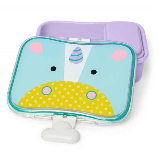 Skip Hop Skip Hop lunchbox - brooddoos eenhoorn