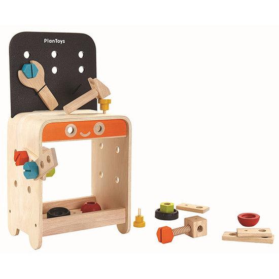 Plan Toys Workbench - Plan Toys +3 yrs