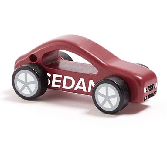 Kid's Concept Speelgoed auto - Sedan Aiden - Kids Concept +1 jr