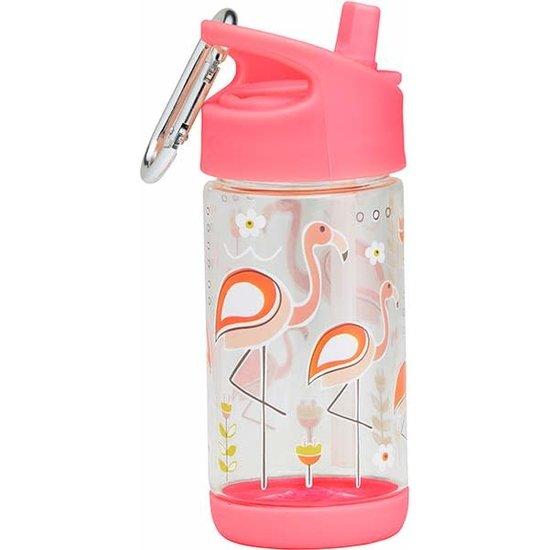 Sugar Booger Trinkflasche Flip and Sip - Flamingo - Sugar Booger