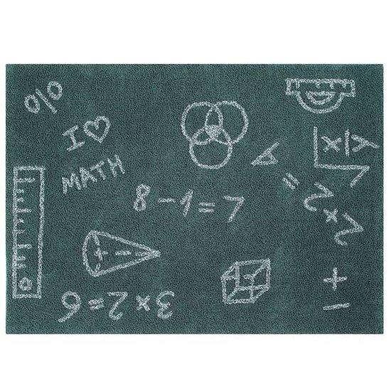Lorena Canals Lorena Canals - Teppich - I love math - Back to school