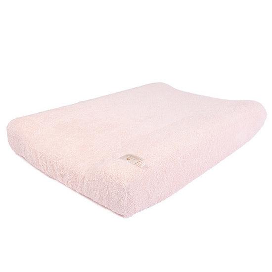 Nobodinoz tipi en accessoires Aankleedkussenhoes - So Cute - Pink - Nobodinoz