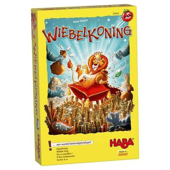 Haba Behendigheidsspel - Wiebelkoning - Haba +4jr