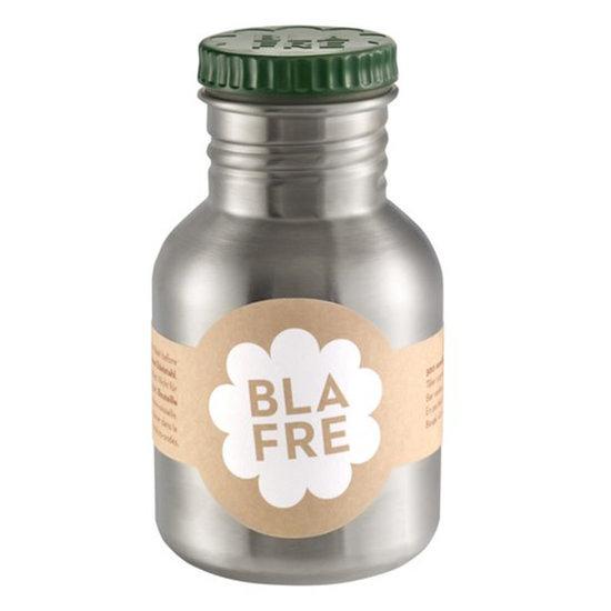 Blafre Drinking bottle 300 ml - Dark Green - Blafre