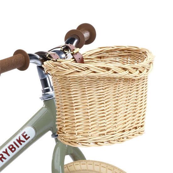 Trybike Loopfietsen Fietsmand - rieten mand - Trybike