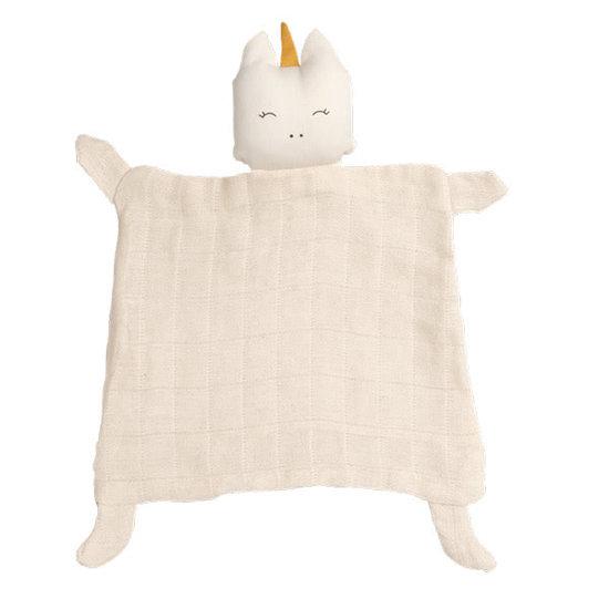 Fabelab Cuddle cloth - Animal Cuddle Unicorn - Fabelab