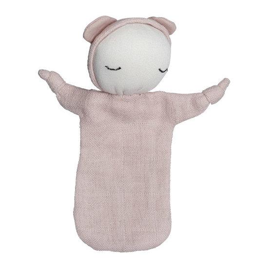 Fabelab Kuscheltuch - Cuddle Doll Mauve - Fabelab