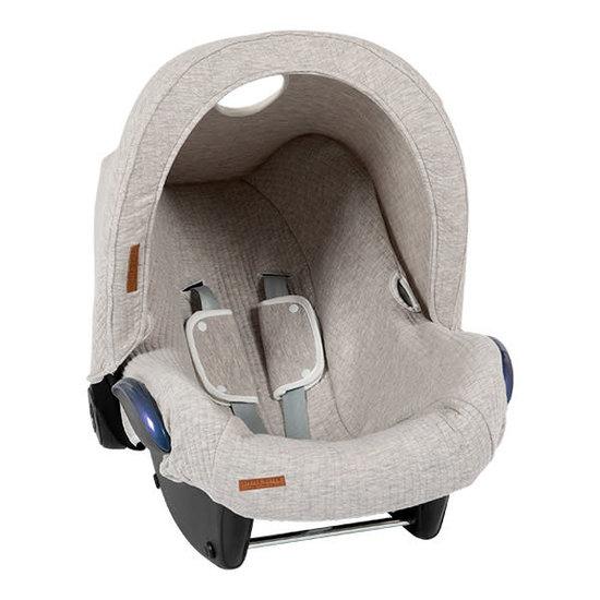 Little Dutch Little Dutch car seat canopy Pure Grey