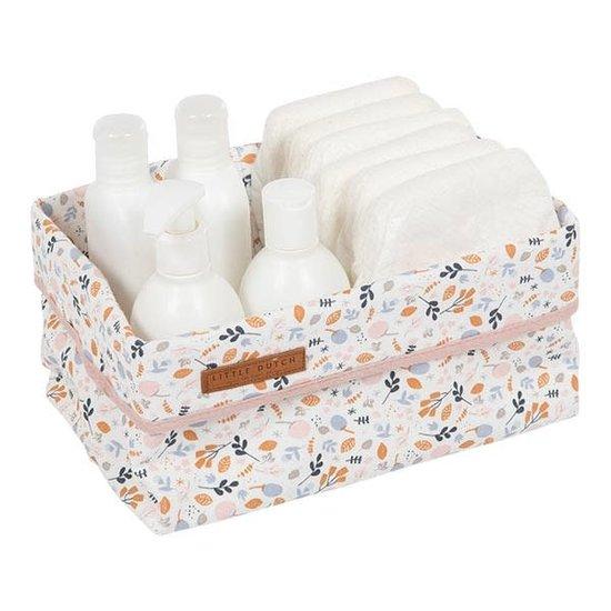 Little Dutch Little Dutch baby storage basket big - Spring Flowers