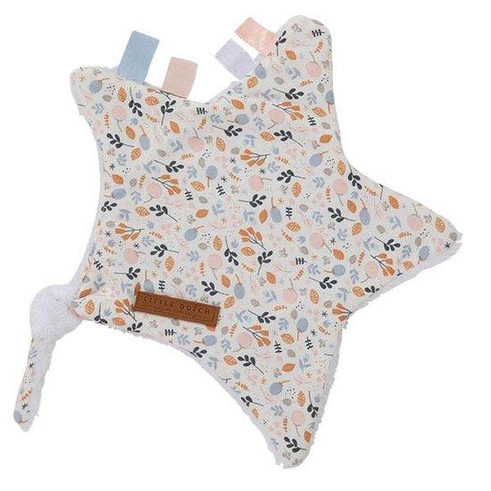 Little Dutch Little Dutch Baby comforter - star - Spring Flowers