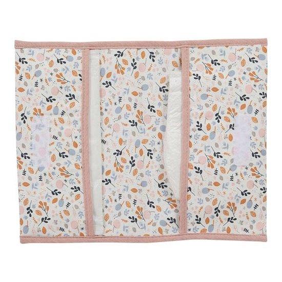 Little Dutch Little Dutch nappy wallet - Spring Flowers