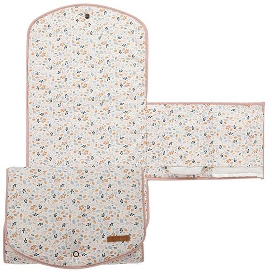 Little Dutch Little Dutch travel changing mat or pad - Spring Flowers