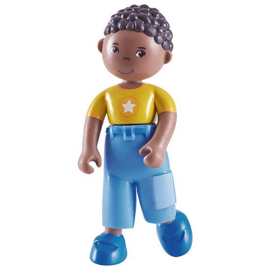 Haba Dollhouse doll Erik Little Friends - Haba