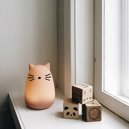 Liewood Nachtlampje Winston - Cat rose - Liewood