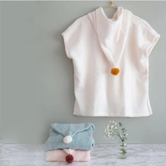 Nobodinoz tipi en accessoires Badeponcho - So Cute - Natural - Nobodinoz - 3-5 Jahren